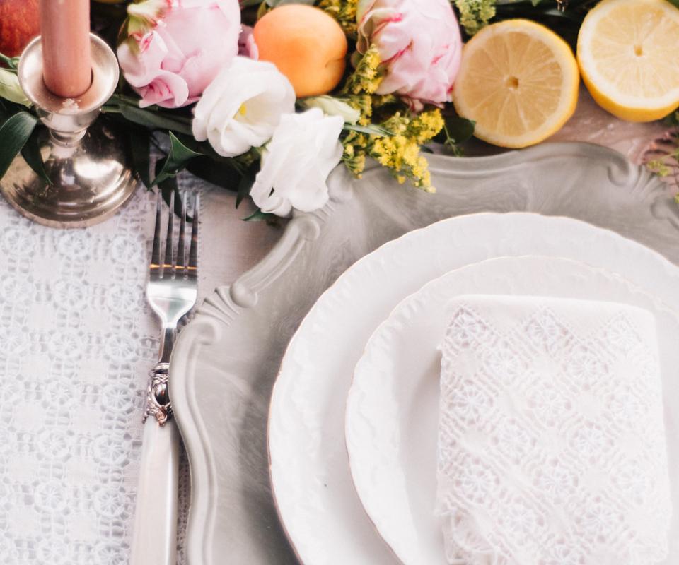 Alquiler de menaje para bodas en bizkaia