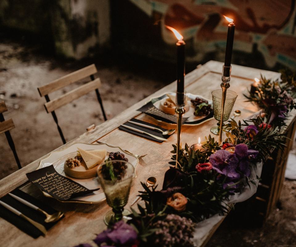 Alquiler de menaje para eventos y bodas gipuzkoa