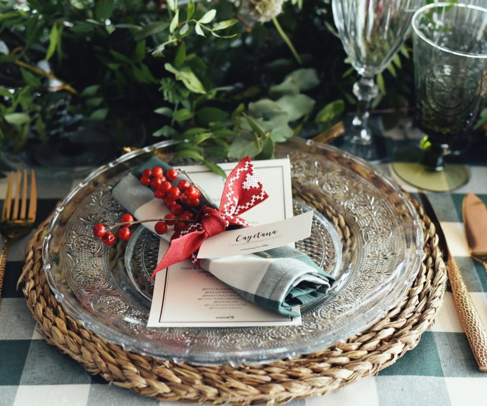 Alquiler de menaje para bodas euskadi