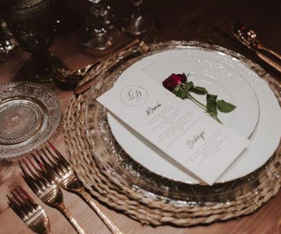 Alquiler de menaje para bodas navarra