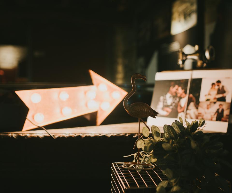 alquiler de decoración para bodas