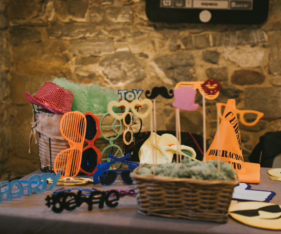 alquiler de decoración para bodas goierri