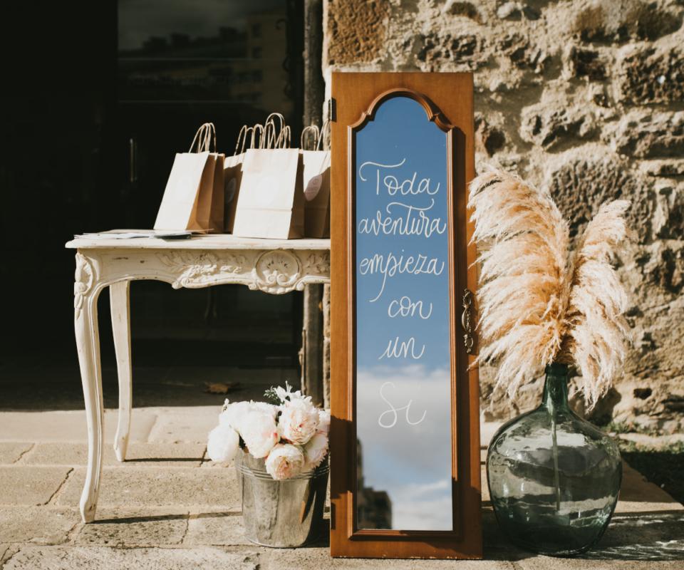 alquiler de mobiliario para bodas recepcion