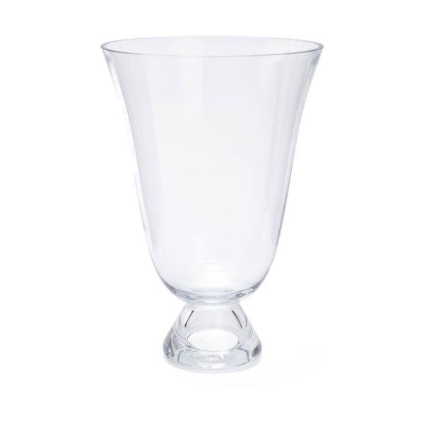 jarron vidrio copa