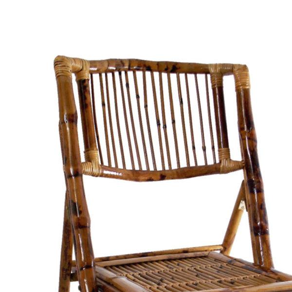 sillas de bambu