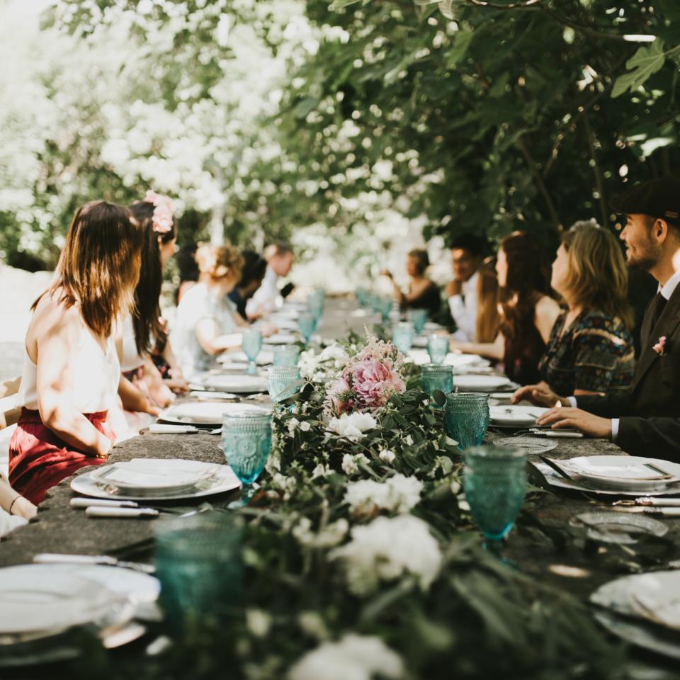 alquiler de material para bodas
