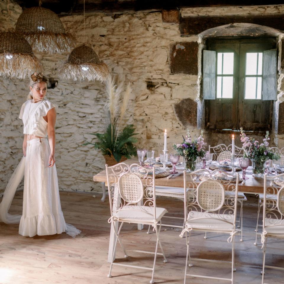 Ceremonia - Alquiler de material para bodas