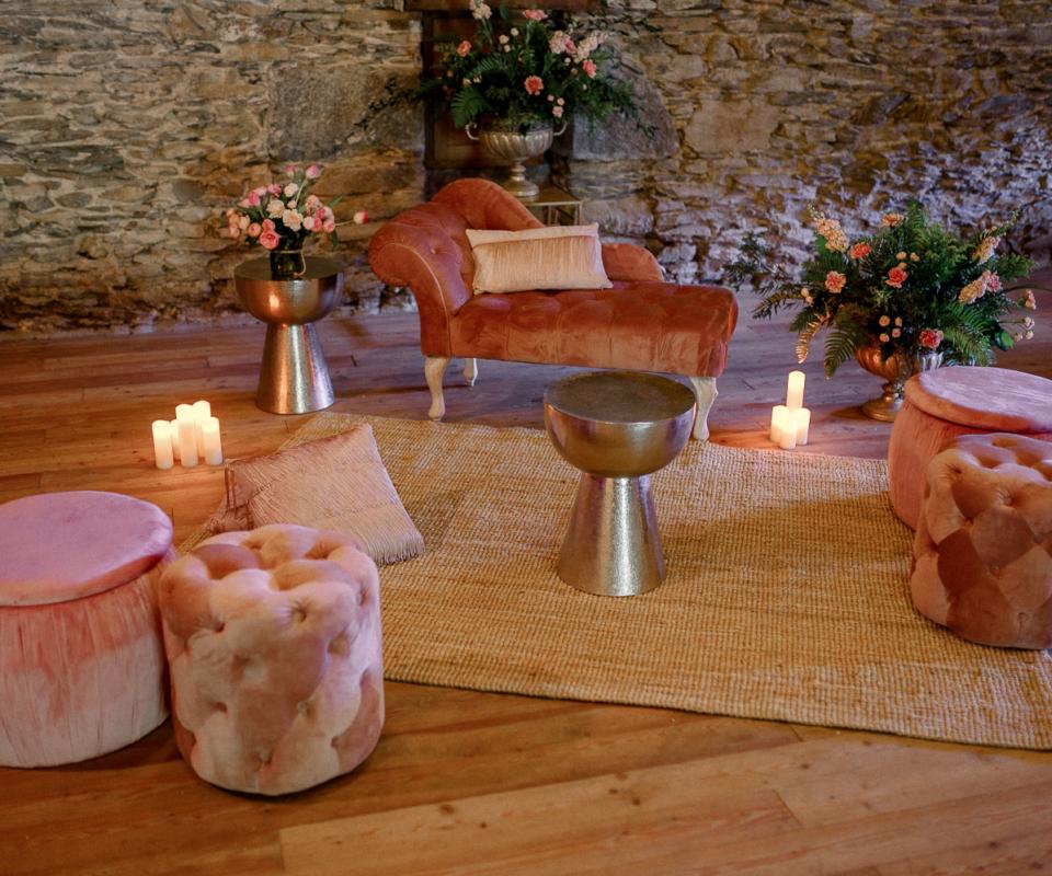 Rincón chill out - alquiler de material bodas gipuzkoa
