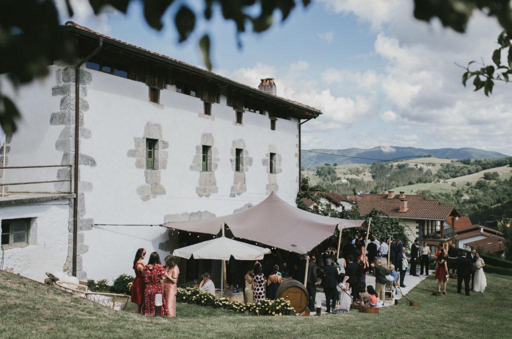 Palacio Lopetedi, Baliarrain