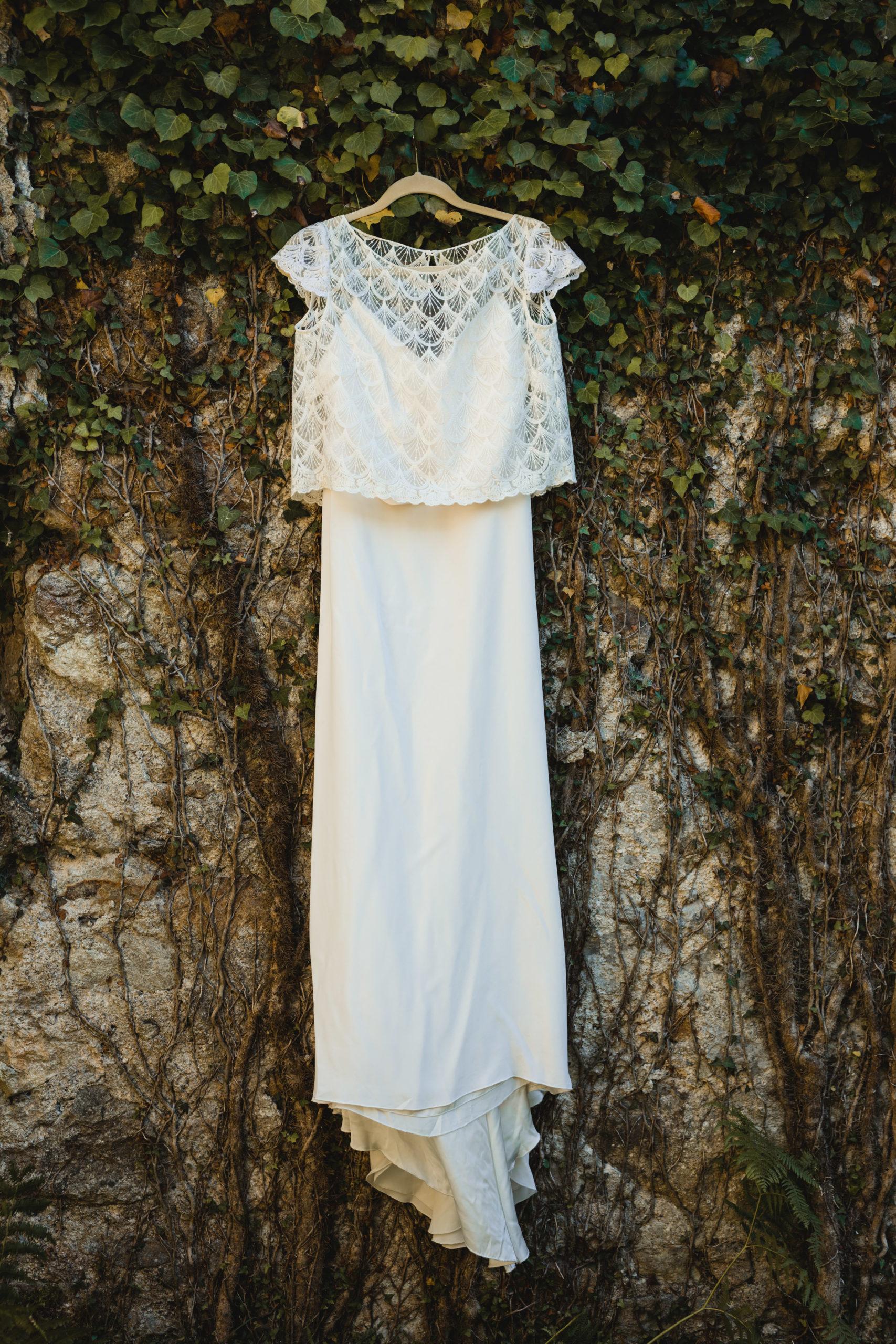 Vestido de novia Zitale Limonne