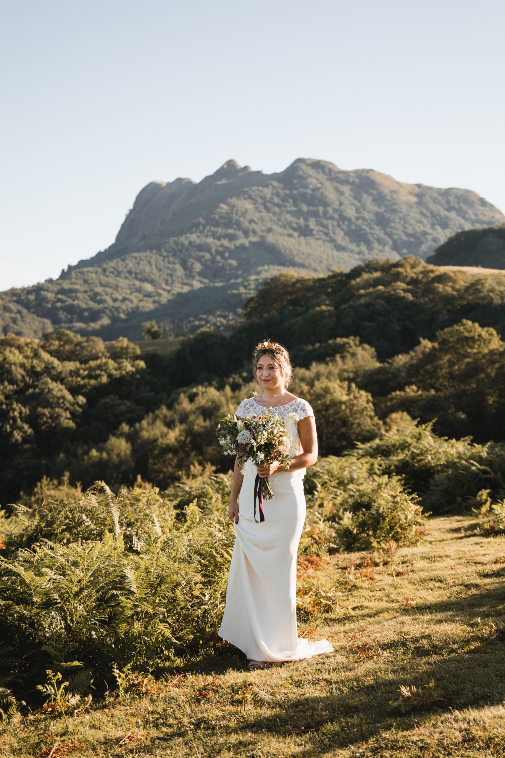 Una boda en las Peñas de Aya