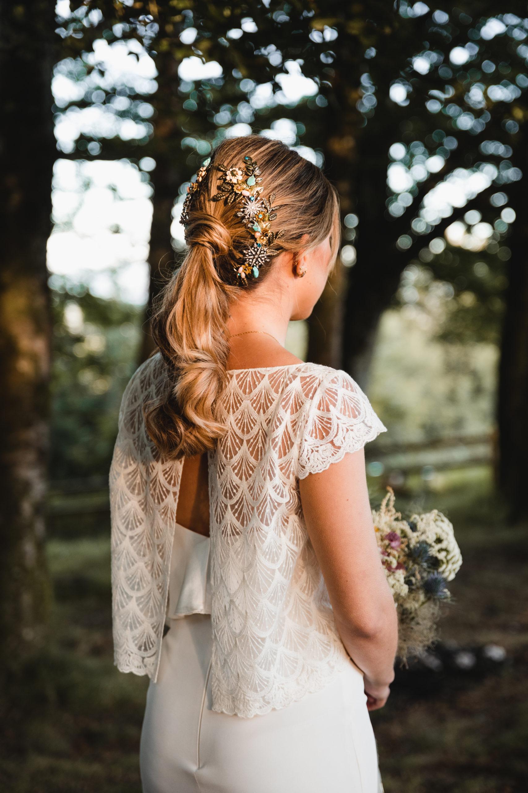 Recogidos elegantes para novias