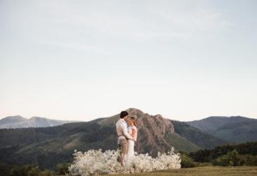 Una boda en la montaña
