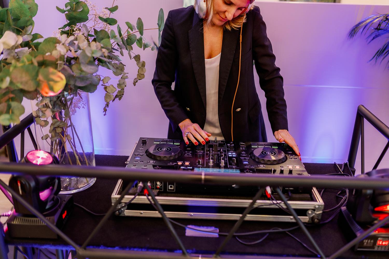 Bengoa DJ en el Mirador de lía