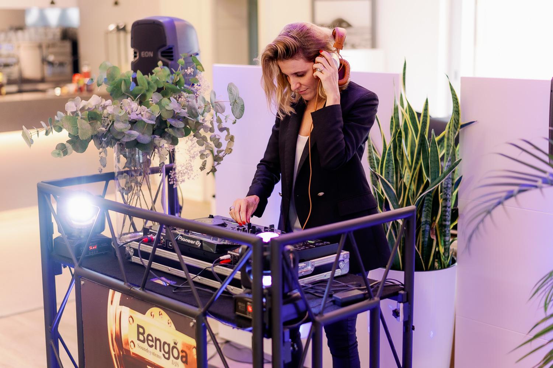 Bengoa DJ en el Mirador de Ulía