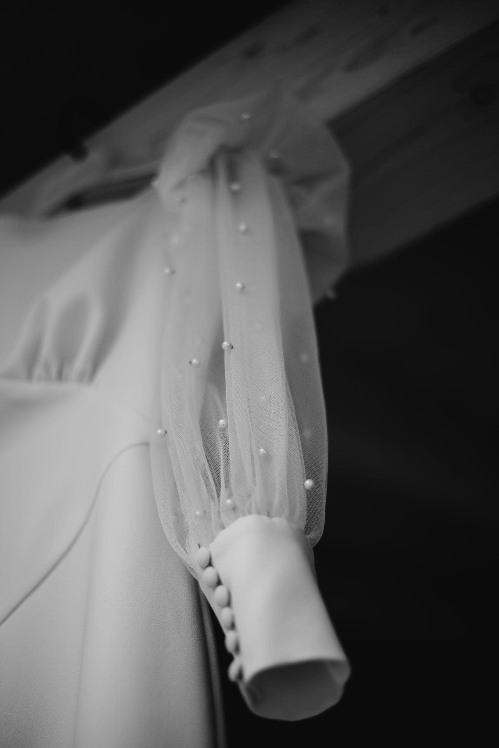 Vestido de novia de Yolanda Torres